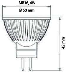 MR16C4 -3