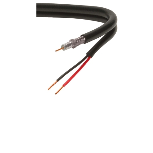 CCTV Cable RG59+2DC