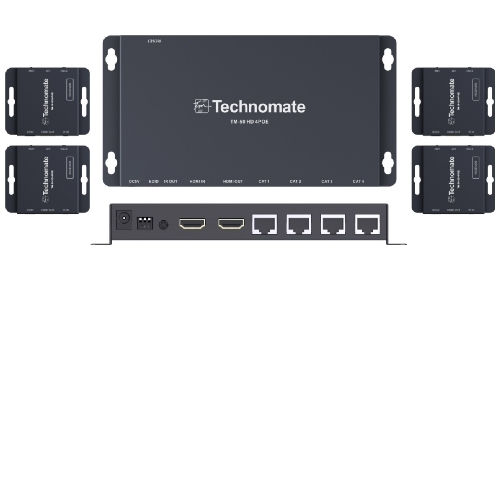 HDMI Splitter, Selector Switch, Repeater & Extender