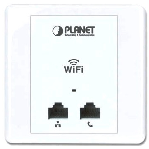 Wireless In-Wall & Ceiling-Mount Access Point