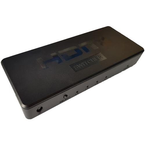 4-port 4K HDMI Switch