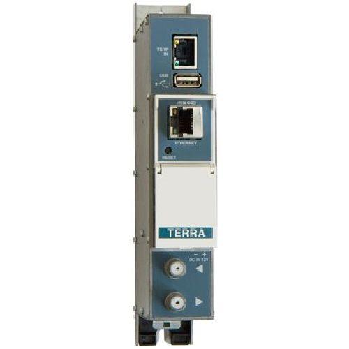 IP to DVB-T modulator