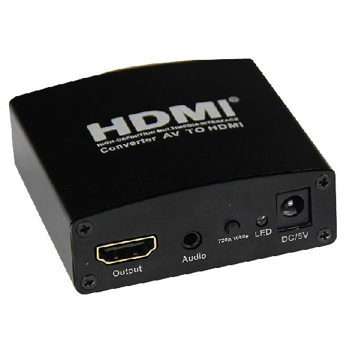 AV to HDMI + Audio Converter