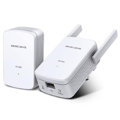1000Mbps Powerline WiFi Kit